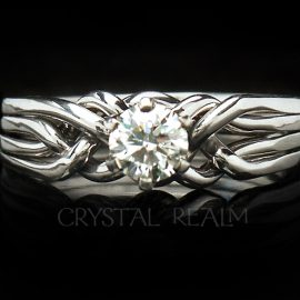 athena diamond puzzle ring pt60ct dia palladium 01