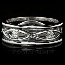 celtic wedding band diamonds rfld005wwld 1