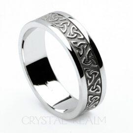 celtic wedding band rfgd010wwhf