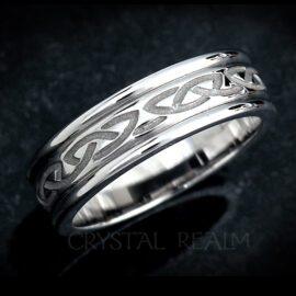 eternal knot wedding band rfld029wwl 1 nl