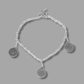 silk road symbols bracelet 2
