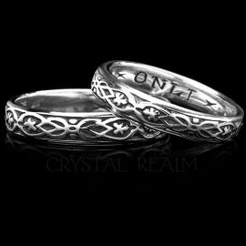 yours only yovrs onli poesy ring sterling silver br001r