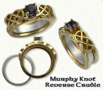 Murphy reverse cradle ring