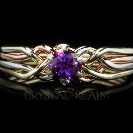 celtic engagement ring pt64ct alexandrite 1