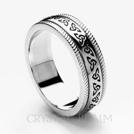 celtic wedding ring rfld021wwhb