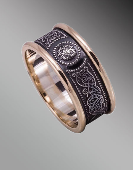 More Celtic Wedding Rings