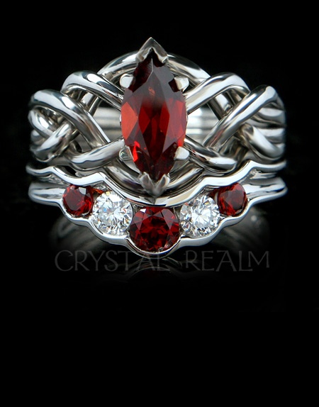 Crystal Realm Artisan Hand Crafted Celtic Jewelry