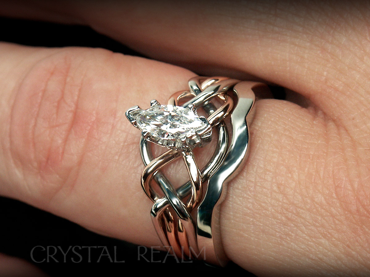 single ring and diamond wedding six claw rings diamonds jewellery engagement stone