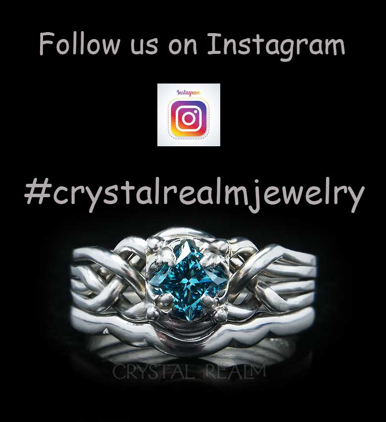 Follow us on Instagram #crystalrealmjewelry