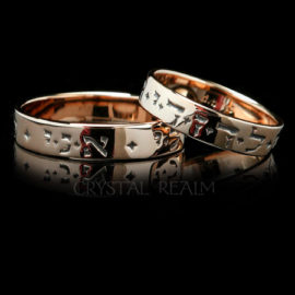 Posy Rings - 14K Rose Gold