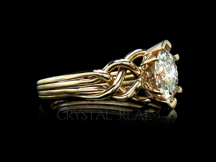 flat sonata halo marquee marquise diamond wg engagement gold ring white